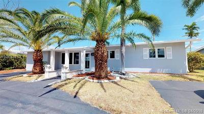 Fort Lauderdale Single Family Home For Sale: 5770 NE 18th Ave