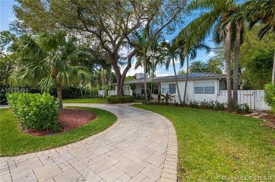 Miami Shores Single Family Home For Sale: 1015 NE 97th St