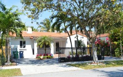 Miami Single Family Home For Sale: 4511 SW 15th Ter