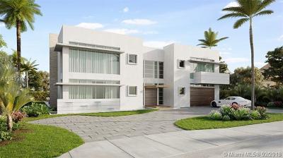 Golden Beach Single Family Home For Sale: 266 Ocean Blvd