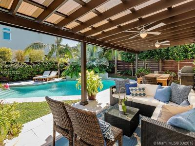 Key Biscayne Single Family Home For Sale: 375 Hampton Ln