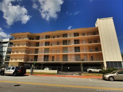 Miami Beach Condo For Sale: 1100 Alton Rd #2D