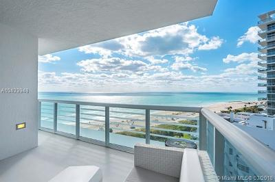 Miami Beach Condo For Sale: 3801 Collins Ave #1103