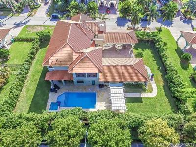 Cutler Bay Single Family Home For Sale: 19518 SW 80th Ct