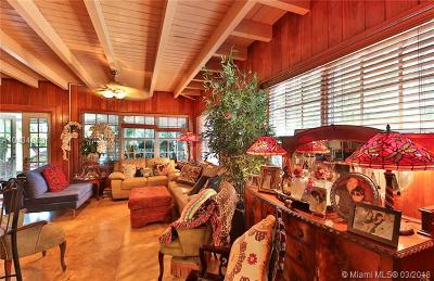 Miami FL Single Family Home For Sale: $980,000