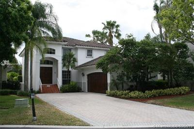 Doral Single Family Home For Sale: 4425 NW 93rd Doral Ct