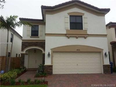 Doral Single Family Home For Sale: 8870 NW 99th Path