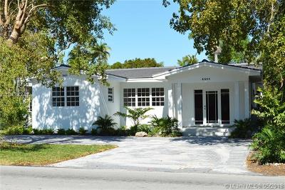 Coral Gables Single Family Home For Sale: 4444 Ingraham Hwy