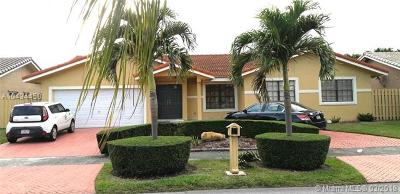Miami Single Family Home For Sale: 3938 SW 143rd Pl