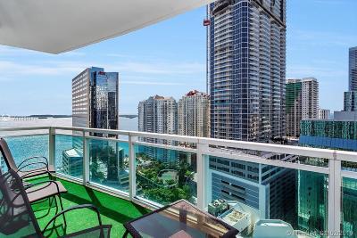 Miami Condo For Sale: 951 Brickell Av #2610