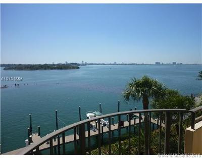 North Miami Condo For Sale: 12000 N Bayshore Dr #407