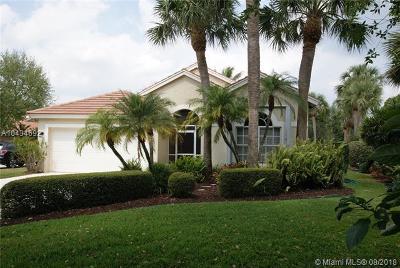 Jupiter Single Family Home For Sale: 165 Pennock Trace Dr