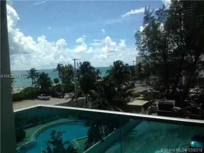 Hollywood Condo For Sale: 4001 S Ocean Dr #4 L