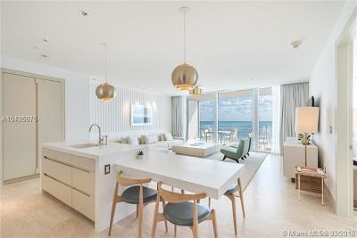 Surfside Condo For Sale: 9111 Collins Ave #N811