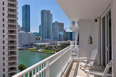 Miami Condo For Sale: 801 Brickell Key Blvd #1109