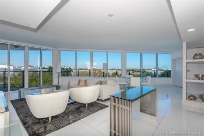 Miami Beach Condo For Sale: 2155 Washington Ct #507