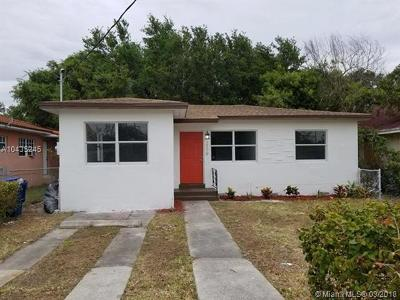 Miami Single Family Home For Sale: 2179 NW 60th
