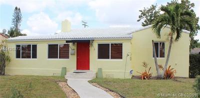 Miami Shores Single Family Home For Sale: 49 NE 110th St