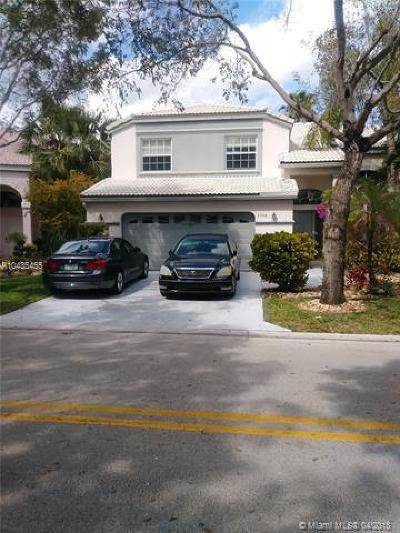 Coral Springs Single Family Home For Sale: 5508 NW 106th Dr
