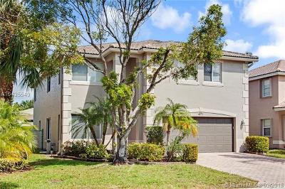 Coconut Creek Single Family Home For Sale: 4171 NW 62nd Ct