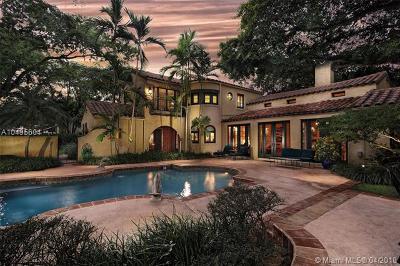 Miami Shores Single Family Home For Sale: 284 NE 96th St