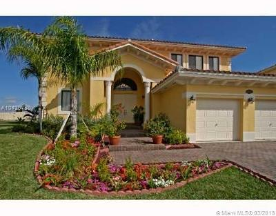 Cutler Bay Single Family Home For Sale: 19307 SW 76th Ct