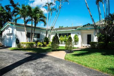 Bay Harbor Islands Single Family Home For Sale: 1311 97th St