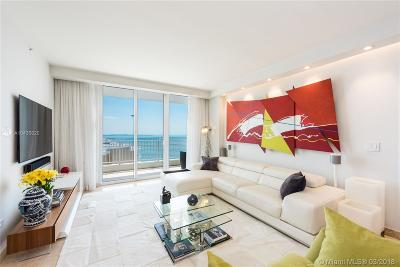 Miami Condo For Sale: 801 Brickell Key Blvd #2803