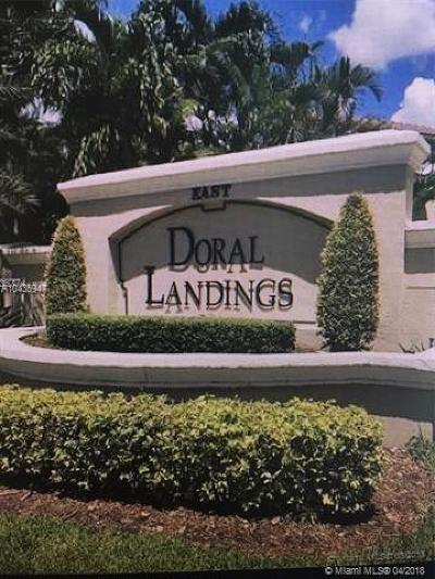 Doral Single Family Home For Sale: 5300 NW 113th Pl