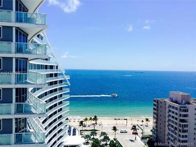 Fort Lauderdale Condo For Sale: 3101 Bayshore Dr #1001