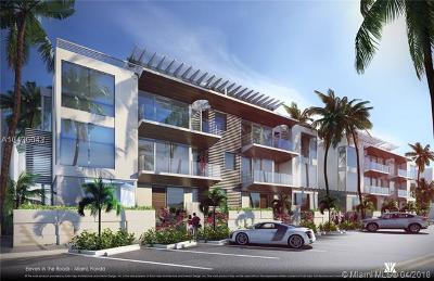 Miami-Dade County Condo For Sale: 529 SW 11th St #101