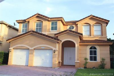 Doral Single Family Home For Sale: 11154 NW 78th Ln