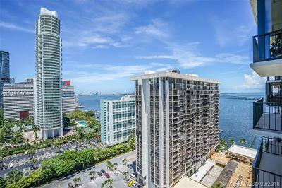 Miami Condo For Sale: 1901 Brickell Ave #B2110