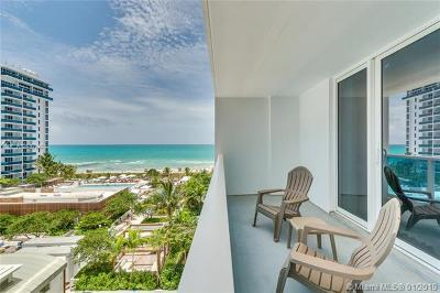 Miami Beach Condo For Sale: 2301 Collins Ave #821 + 82