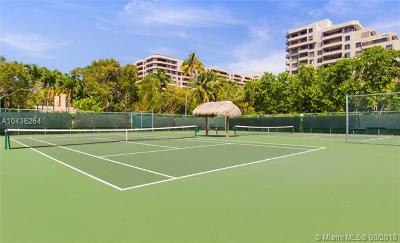 Key Biscayne Condo For Sale: 121 Crandon Blvd #356
