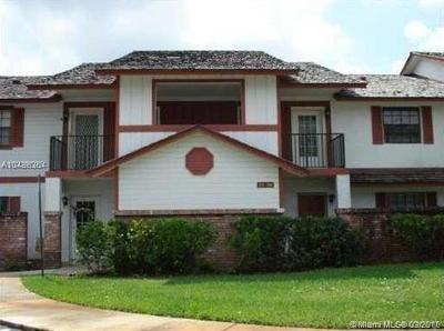 Coral Springs Condo For Sale: 2496 NW 89th Dr #2496