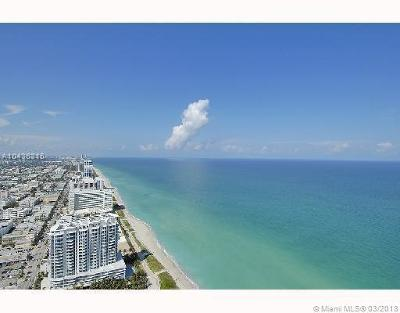 Miami Beach Condo For Sale: 6365 Collins Ave #3111