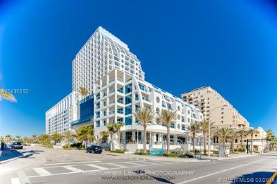 fort lauderdale Condo For Sale: 551 N Fort Lauderdale Beach Blvd #1116