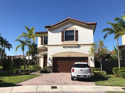 Doral Single Family Home For Sale: 8818 NW 101st Pl
