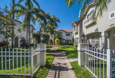 Pembroke Pines Single Family Home Active With Contract: 10864 NW 8th St