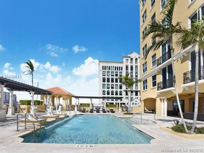 Coral Gables Condo For Sale: 1607 Ponce De Leon Blvd #8A