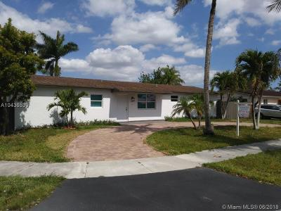 Miami Single Family Home For Sale: 10831 SW 66th Dr