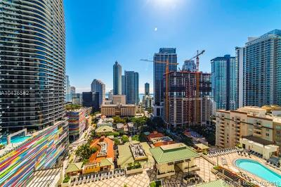 Condo For Sale: 999 SW 1st Ave #2017