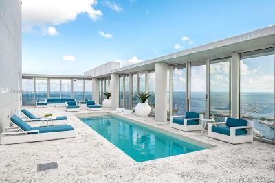 Miami Condo For Sale: 2675 S Bayshore Drive #PH-1