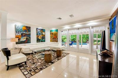 Coral Gables Single Family Home For Sale: 6210 San Vicente St