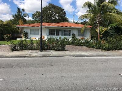 Miami Shores Single Family Home For Sale: 9080 NE 2nd Ave