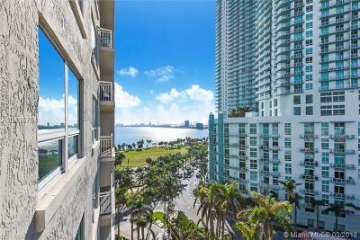 Miami Condo For Sale: 2000 N Bayshore Dr #1104