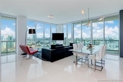 Miami Beach Condo For Sale: 50 S Pointe Dr #2704