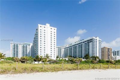 Miami Beach Condo For Sale: 2301 Collins Ave #535