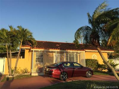 Miami Single Family Home For Sale: 361 SW 120th Ave